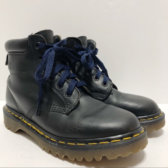 f848f38b008 Dr Martens 939 Ben 6 Eye Padded Collar Unisex boot